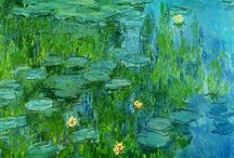monet paint projects