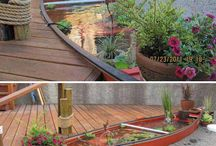 Backyard Pond Designs / Welcome the Dreamyard Pinterest Board for backyard pond designs. We hope these pictures give you some great back yard water garden ideas. Don't forget to check our our other related boards.