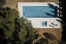 Pools. Piscinas. Architecture by Fran Silvestre Arquitectos.