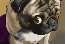 Pug Stuff / Our kids, our puppies, other peoples pugs, and stuff for them.