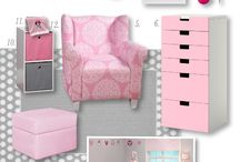 Minnie Polka Dots / Cute Minnie theme for nursery / by NoJo