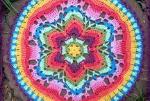crochet mandela
