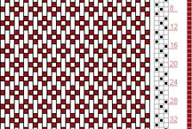 weaving paterns 4S 4T