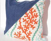 Outdoor Pillows To Love / Cute outdoor pillows! / by Stitchin In Eden (Megan Schroetel)