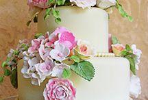 cakes / by Jennifer Block