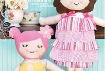 SEWING:  Dolls and Softies  / by Theresa Melmer