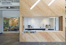 office kitchens / tekjøkken/kaffemaskinsteder...