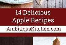 Apple Recipes / The best apple recipes to enjoy year-round.