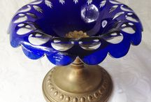 Vintage Home Decor / A selection of vintage home decor, dinnerware and barware, art & collectibles from various online vintage shops.