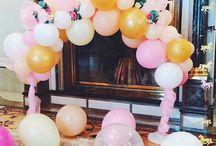 Организация праздников и декор мероприятий (цветы, шары, гирлянды и пр.)