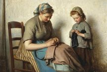 mother#children#work