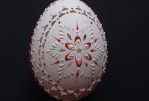 Vajíčka / Velikonoce :)
