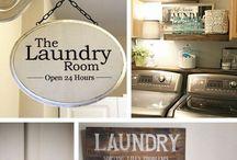 Ideas for laundry reno