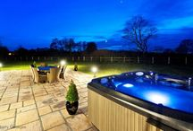 Wonderful outdoor spaces / Gardens, hot tubs, al fresco living, relaxing benches, cool arbours, beautiful views