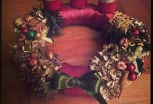 Handmade Christmas decorations / Christmas decorations