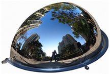 KIT 2:  Espejo Esférico con Caja / Latinoamérica:433u$s España: 395€ México: $4,700 pesos  -Espejo Esférico de 45cm -Caja lujosa de transporte tipo músico. -Costo de envío gratis a cualquier país vía DHL