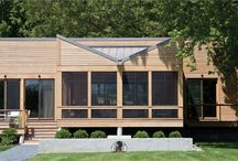 Jane E. Treacy | Phillip R. Eagleburger / Treacy & Eagleburger Architects PC - TOP ARCHITECT H&D PORTFOLIO - DC/MD/VA - http://www.handd.com/TreacyEagleburgerArchitects - Treacy & Eagleburger Architects is a small, DC-based firm that has been designing award-winning, single-family residences up and down the Atlantic coast for 25 years.