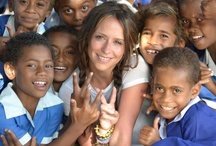 Celebrities in Polynesia