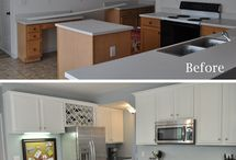 Before and After Renovations / by Donna Wachsman