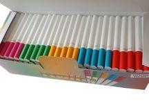 Tuburi tigari cu filtru colorat / Tuburi tigari cu filtru colorat Comenzi la tel: 0744.545.936 sau pe www.tuburipentrutigari.ro