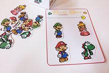 Pixel Race Game