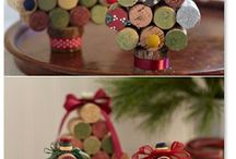 Christmas craft ideas! / Let's make some really great environment saving decorations from recycled items