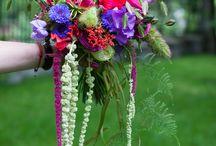Wedding Bouquets / #weddingflower #brideflower #bride #bridebouquets #bouquet #flowers #weddingflowers