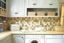 Laundry Room / Laundry Inspiration / by Ashley Willard