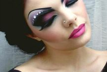 dragqueen make up