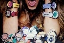 Korut, kellot ja laukut / Jewelry, watches and bags
