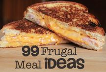 Frugal Meals / by Karen Goodbar