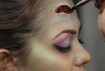 THEATRE MAKEUP / by Tiana Miele