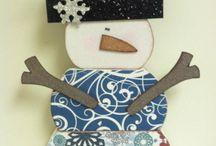 Wood crafts / by Becky Noah-Flinders