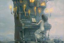 Fairies, Fantasy and Fluff / Of fairies and fantasies......