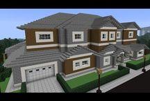 Mcpe houses