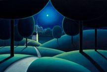 Paul Corfield (Marea Britanie) / Stil Photorealism - Hyperrealism - NeoPhotorealism - Post Contemporary