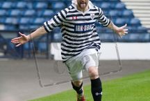 Clyde 23 Apr 16 / Pictures from the SPFL League Two game between Queen's Park and Clyde. Match played at Hampden Park on Saturday 23rd April 2016. Queen's Park won the game 2-1.