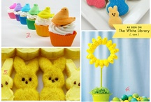 bunny & egg day ideas  / Fun Easter crafts, recipes, decor, etc. Get your spring on :)