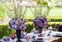 Garden wedding / 웨딩부케, 웨딩 디자인 컨셉, 웨딩 스타일등..