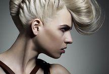 Avant-garde hair / New and experimental ideas and methods in hair art