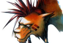Red XIII / Red XIII from Final Fantasy VII