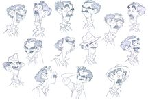 Facial expressions / by Katherine Tambovceva