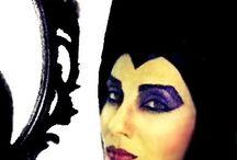 Halloween / Maquillaje Bruja Halloween Sevilla