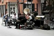 New Orleans Street Musicians / New Orleans has the most talented street musicians.