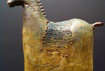 Keramika koně
