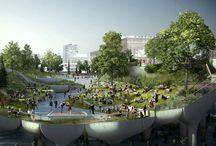River Kayak Park / by mossdesign