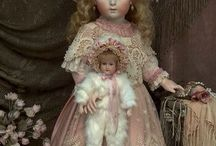 Antique & reproduction dolls - beautiful ones!