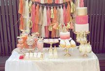 Aria's 1st Birthday party idea