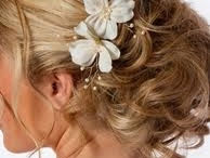 Wedding hair / by Beverly Dixon
