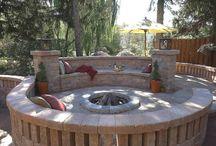 Backyard Ideas / by Anna Crismond